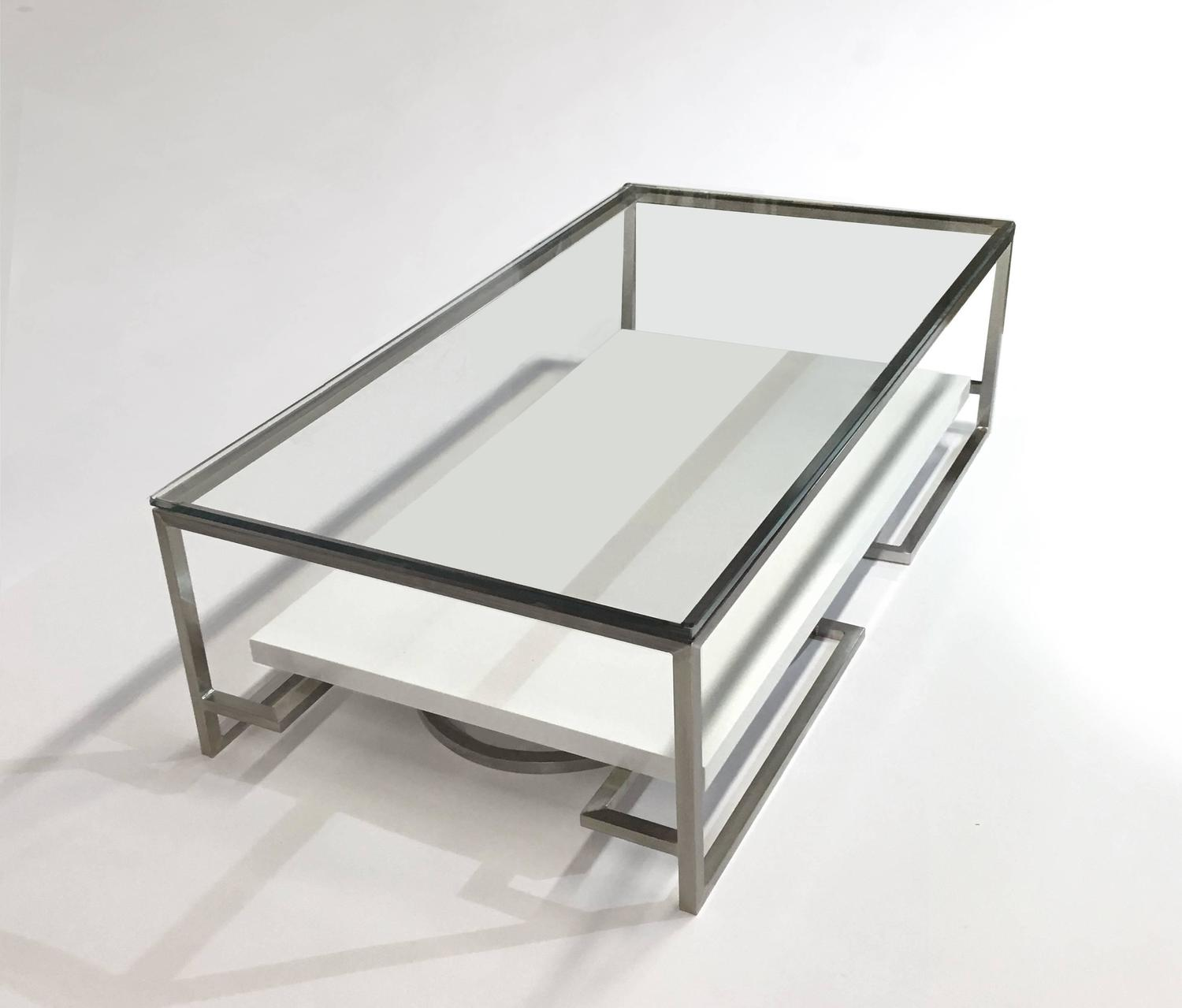 Modern cd coffee table for sale at 1stdibs for Modern coffee table for sale