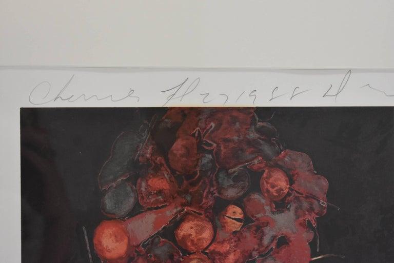 Donald Sultan Print,