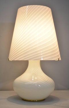 Vetri Murano Venetian Glass Table Lamp