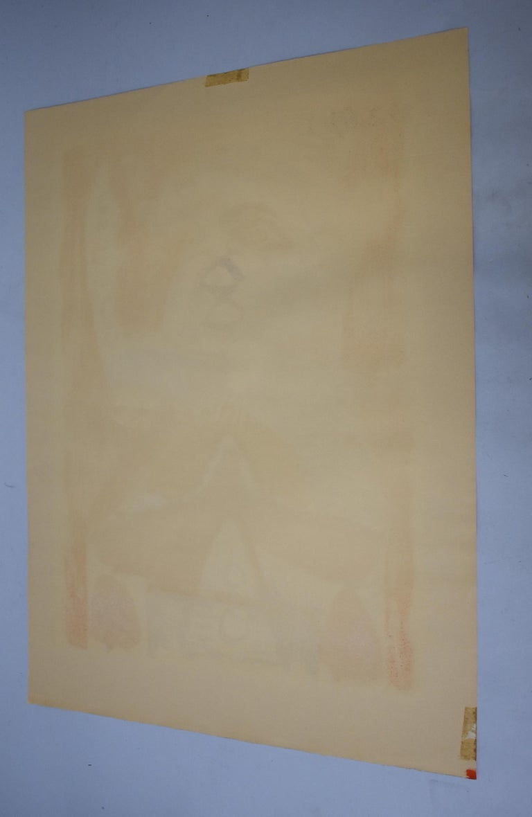 Modern Pablo Picasso Lithograph Print