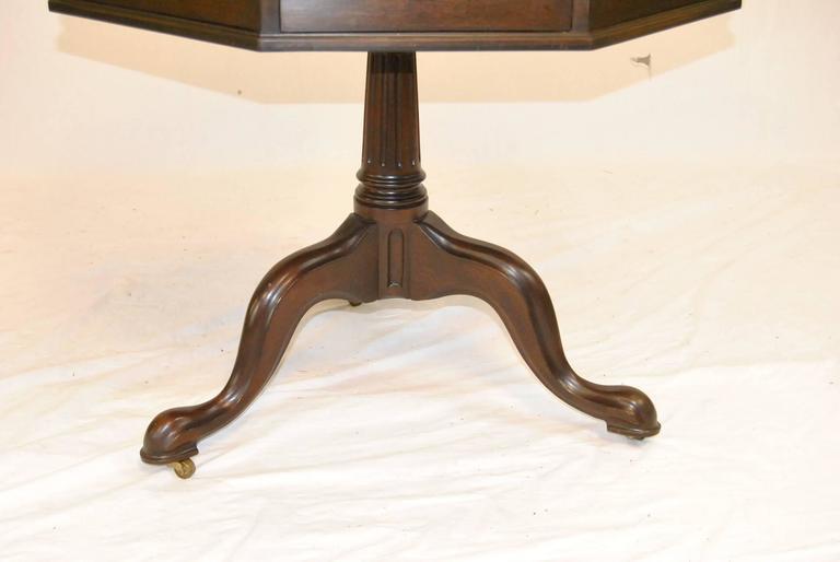 Jefferson Mahogany Rent Table #2126-EX by Kittinger 1