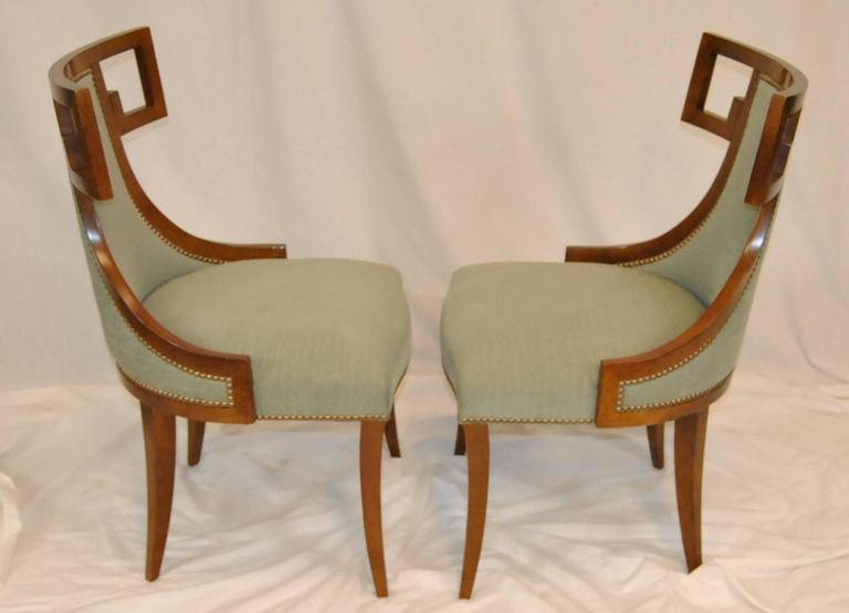 This Is The Greek Dining Chair Model #6341 Designed By Thomas Peasant For  Baker Furniture