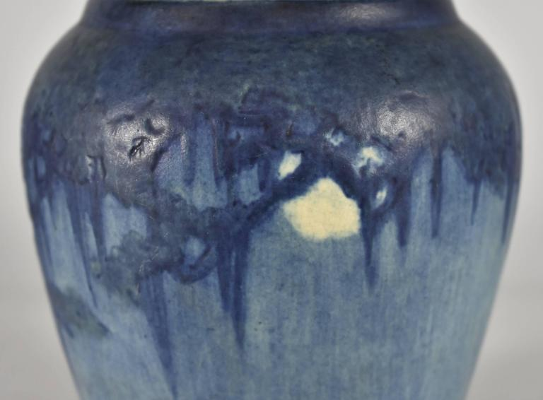 Newcomb College Vase Signed By Artist Henrietta Bailey At