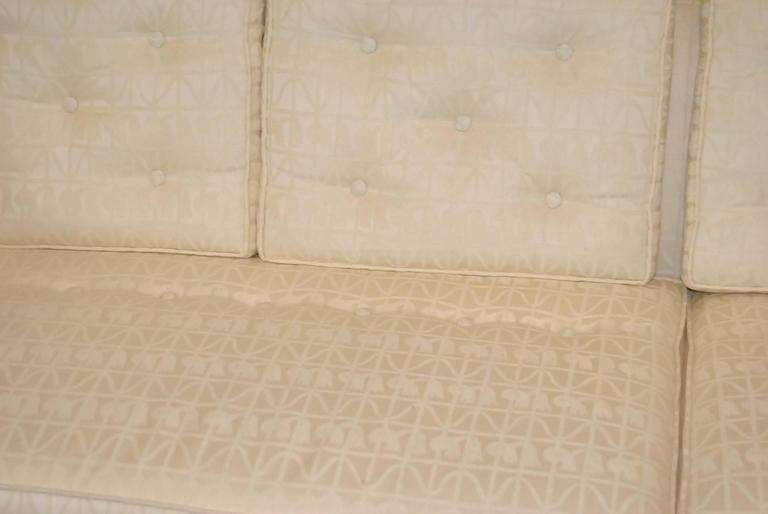 20th Century Dunbar Sofa Model 5138 Designed by Edward Wormley  For Sale