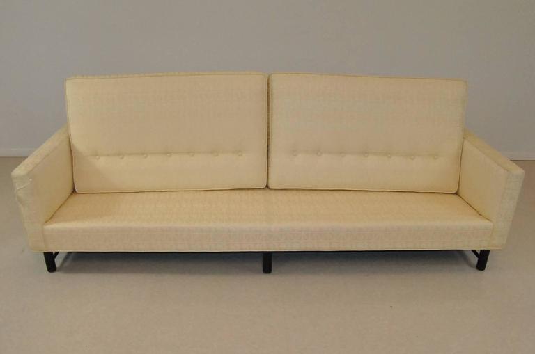 Dunbar Sofa Model 5138 Designed by Edward Wormley  For Sale 1