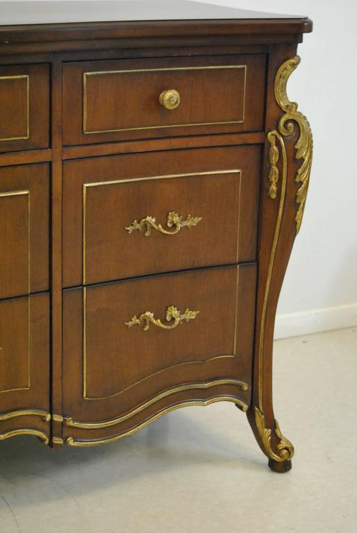 Italian Three Piece Queen Size Bedroom Set By Angelo Cappellini Heyroud At 1stdibs