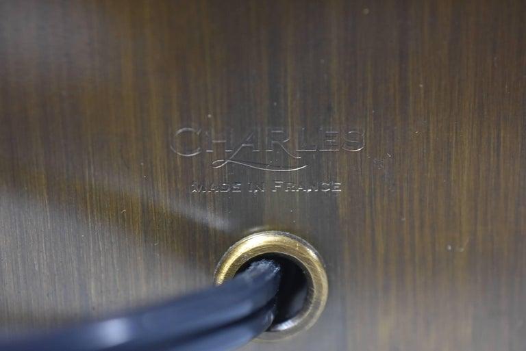 Bronze Charles Paris