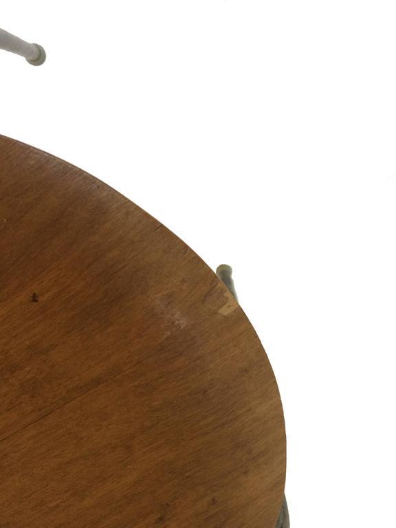 Arne Jacobsen For Fritz Hansen Dot Stool At 1stdibs