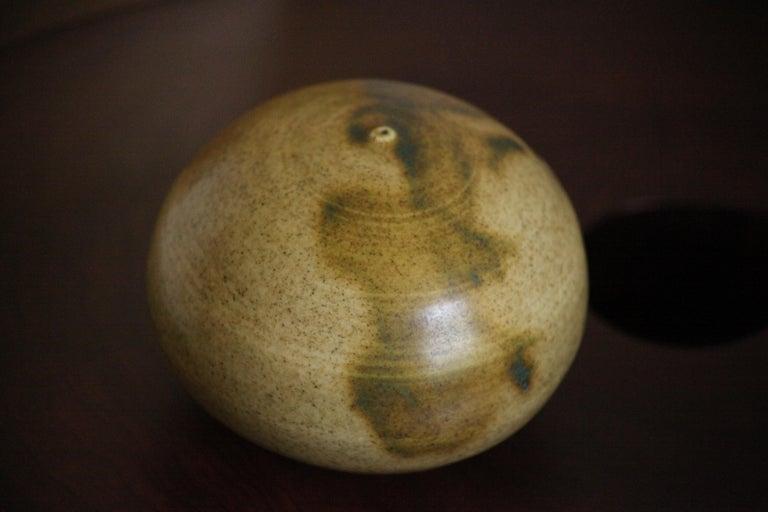 Toshiko Takaezu Moon Pot For Sale 4