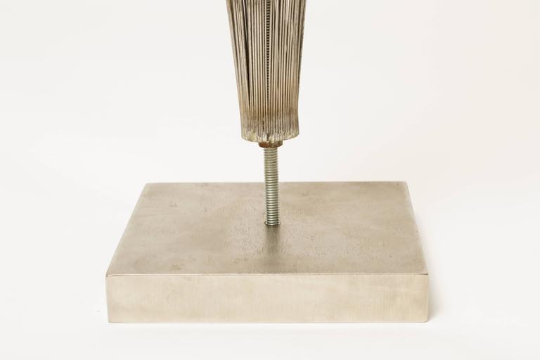 "Important 1950s Harry Bertoia ""Design of Wire Form"" Pod Sculpture 9"