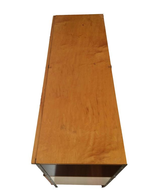 Mid-Century Modern Early Herman Miller ESU, Eames Storage Unit, Designed by Charles and Ray Eames For Sale