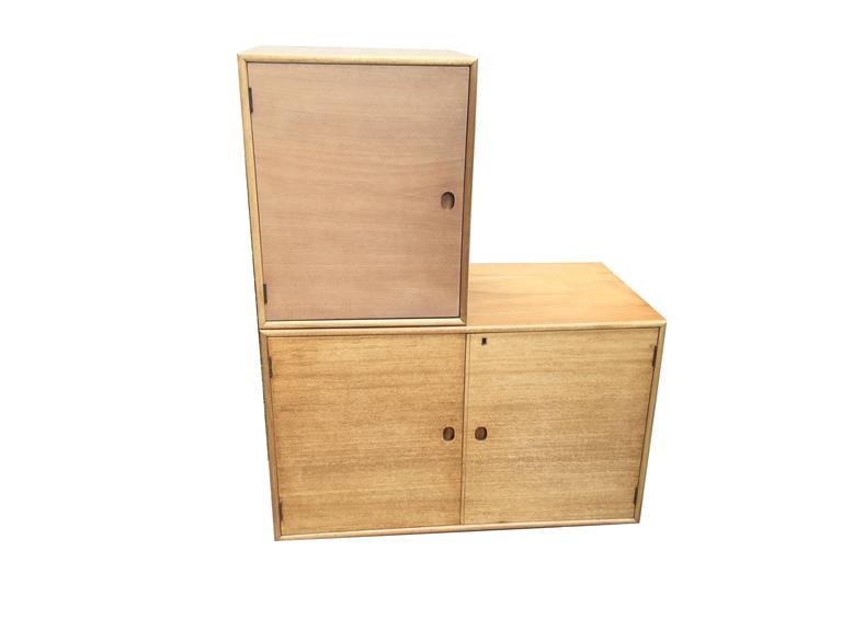 Charles Eames and Eero Saarinen Organic Design Modular Cabinets ...