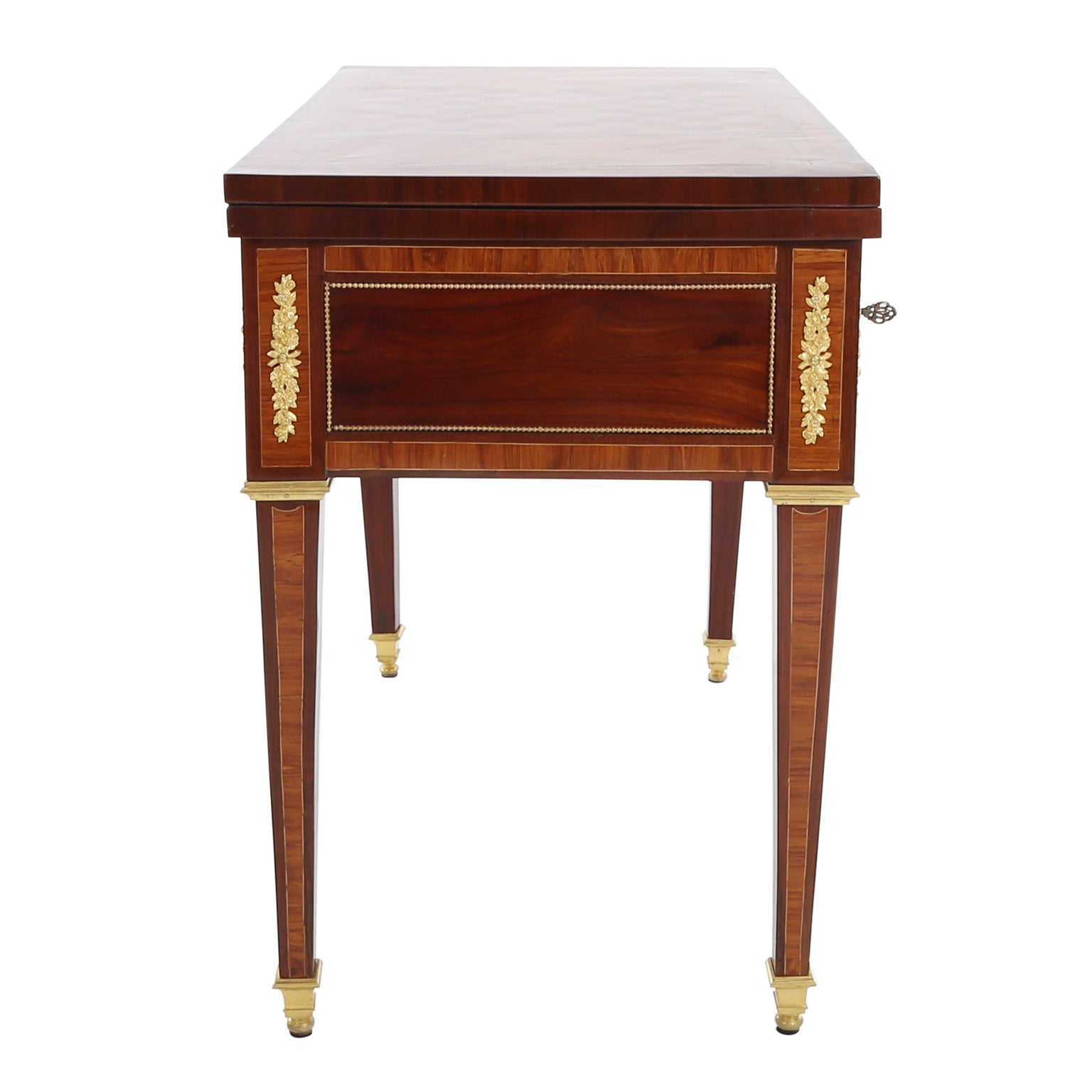 Charmant 18th Century French Baroque Game Table Stamped By Nicolas Petit At 1stdibs
