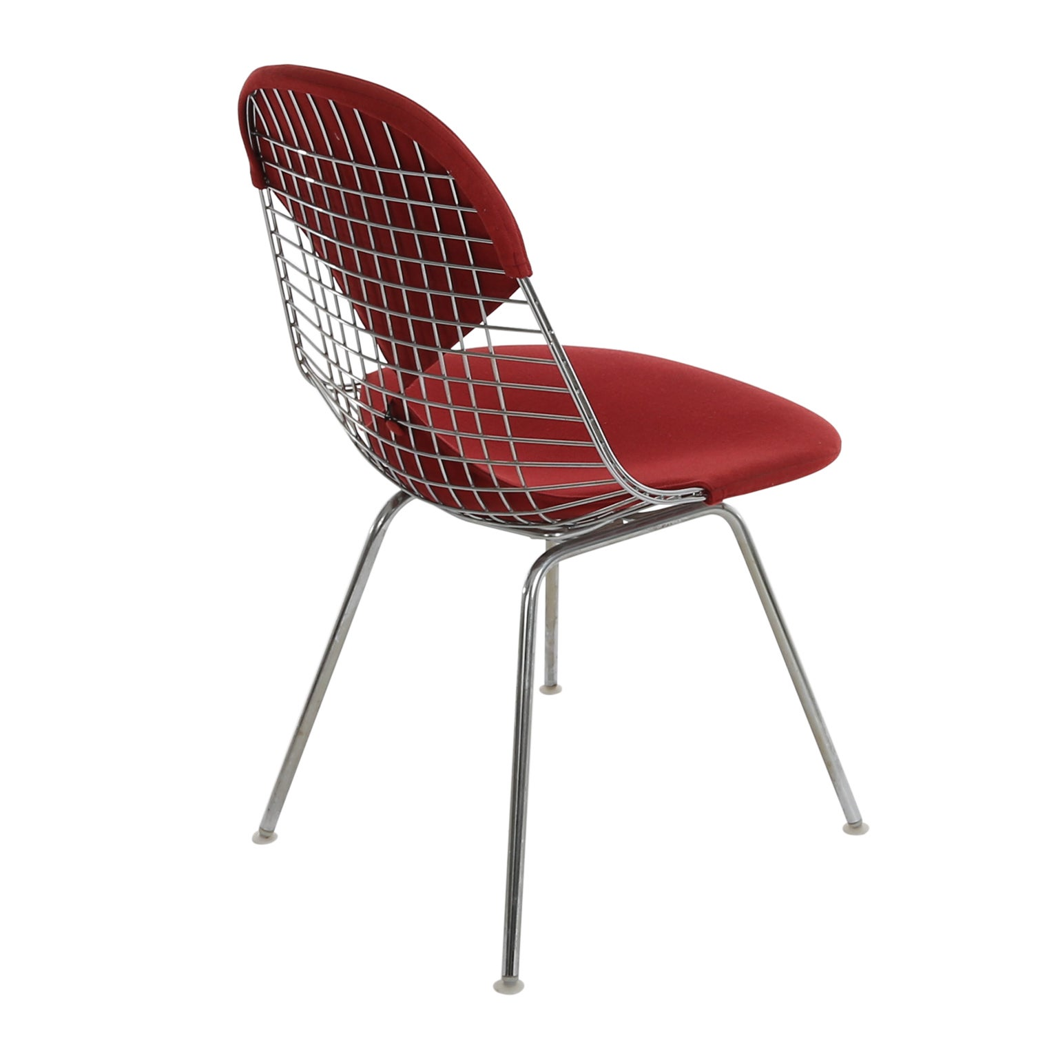 Wire Chair Dkx 5 By Ray And Charles Eames With