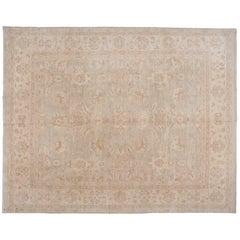 Traditional Pakistani Wool Area Rug