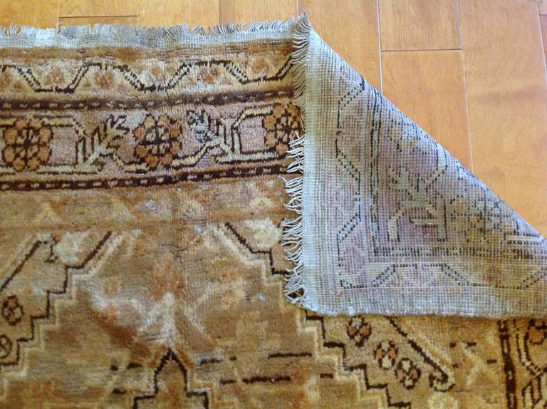 East Turkestani Vintage Samarkand Rug For Sale