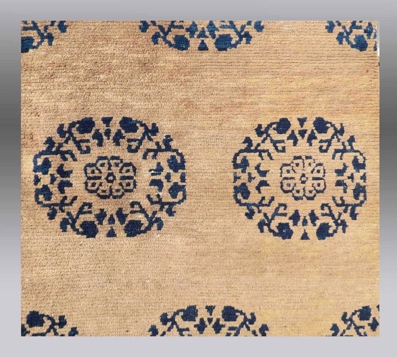 Antique Tibetan Rug: Antique Tibetan Rug For Sale At 1stdibs