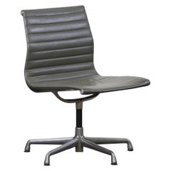 Herman Miller Aluminium Group Side Chair by Charles and Ray Eames