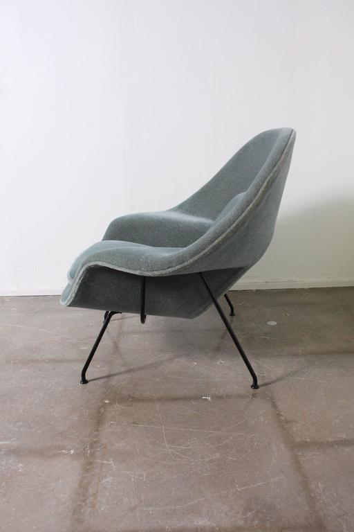 Wonderful Iconic Design By Eero Saarinen For Knoll. This Womb Chair Was  Custom Ordered In