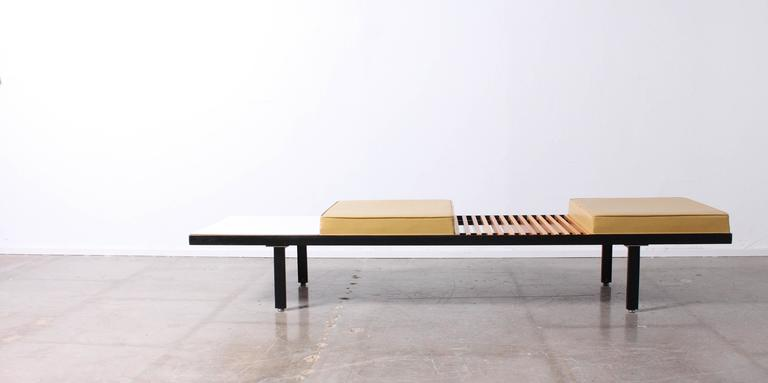 Steel Contract Bench by George Nelson for Herman Miller 7