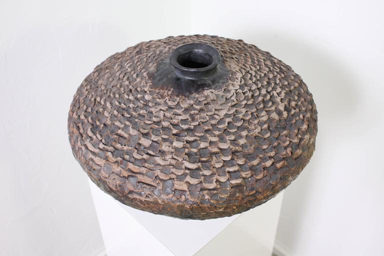 Mid-Century Modern Large Ceramic Studio Pottery