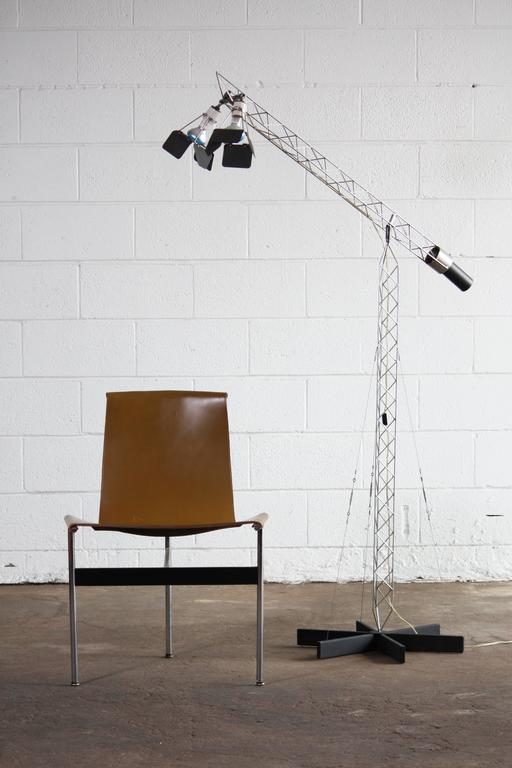 Crane Lamp By C Jere For Sale At 1stdibs