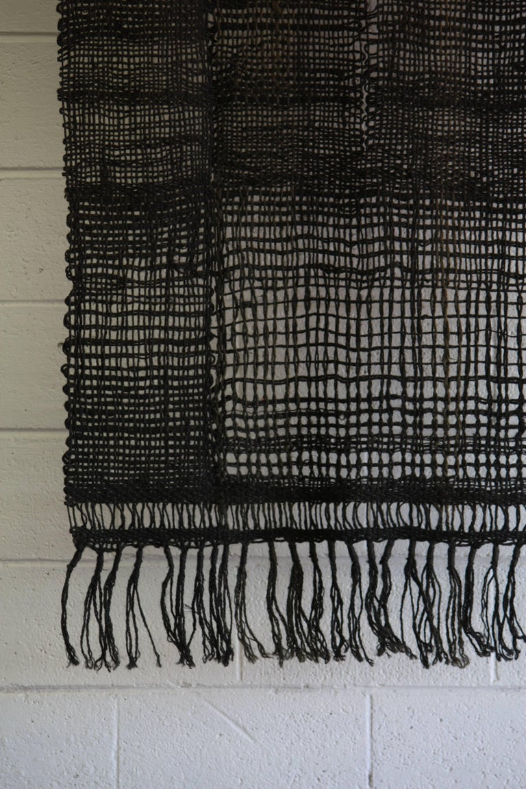 Large Off Loom Weaving Fiber Art Wall Hanging Stdibs