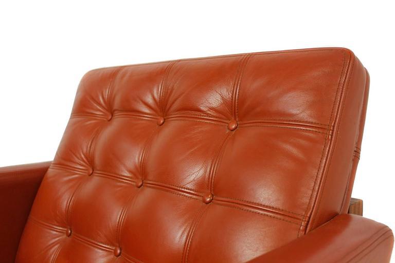 1960s Danish Easy Chair by Ole Gjerlov-Knudsen & Torben Lind for CADO For Sale 3