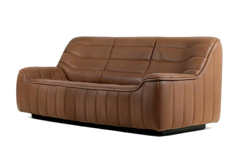 Beautiful And Rare 1970s De Sede DS 84 Buffalo Leather