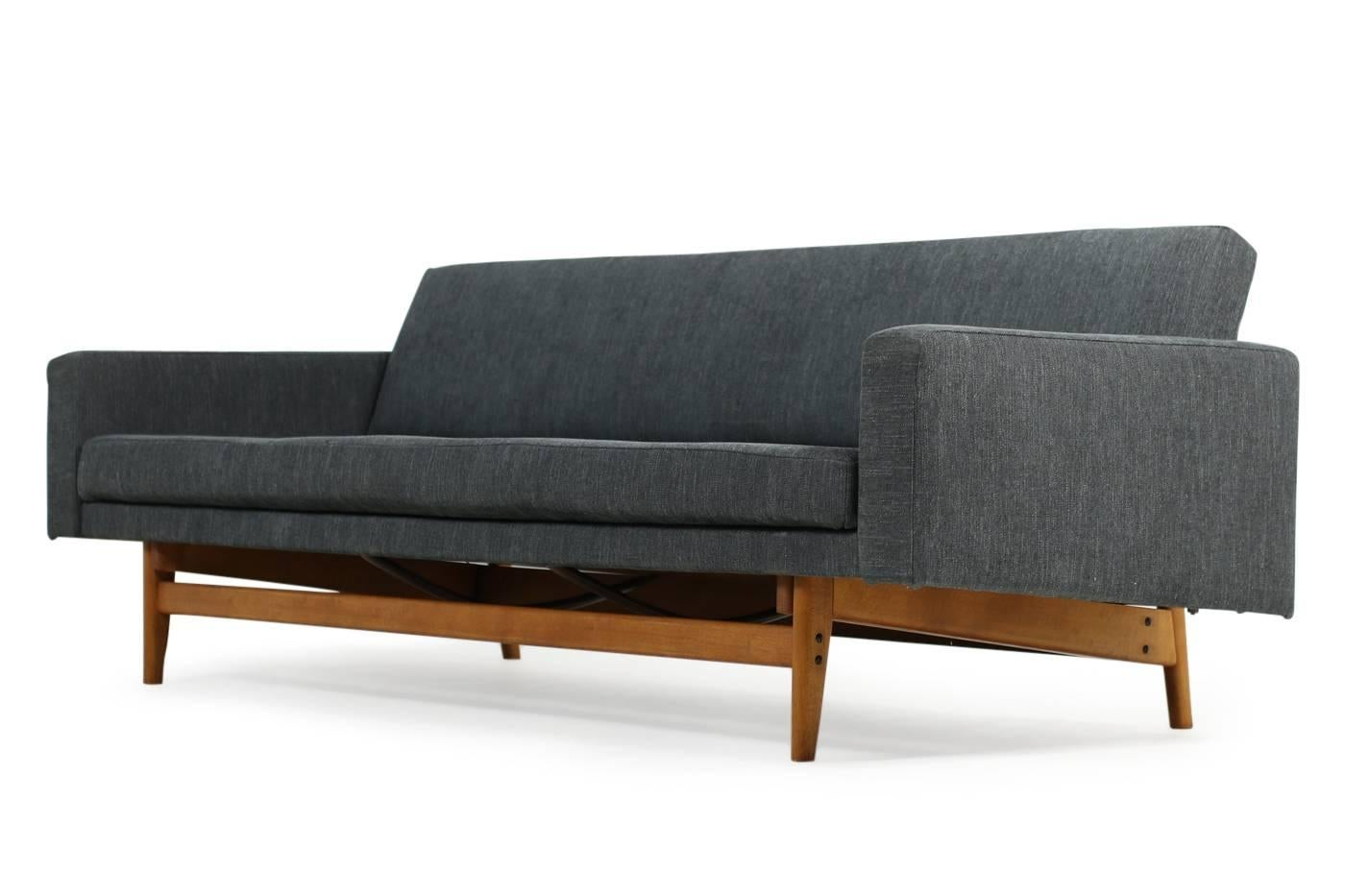 Exceptional 1960s Daybed By Karl Erik Ekselius For Joc Sweden, Scandinavian Modern, Sofa  For Sale At 1stdibs