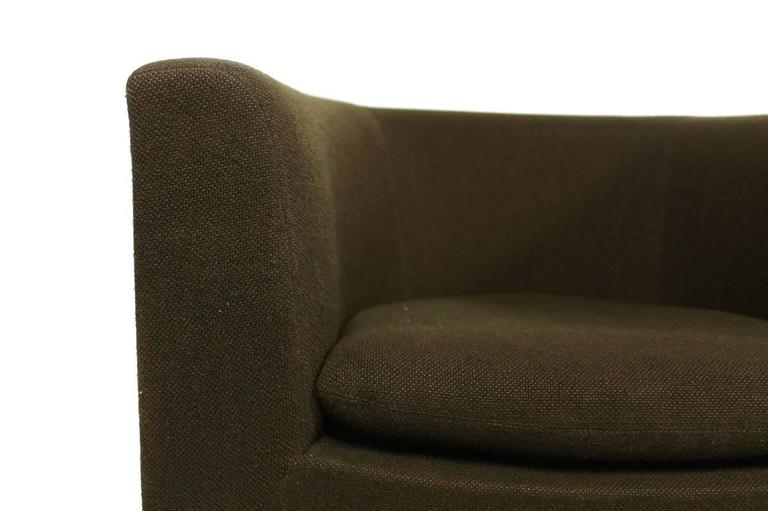 Mid-20th Century 1960s Sofa Mod. 630 by Geoffrey Harcourt for Artifort Modular Seating Metal Base For Sale