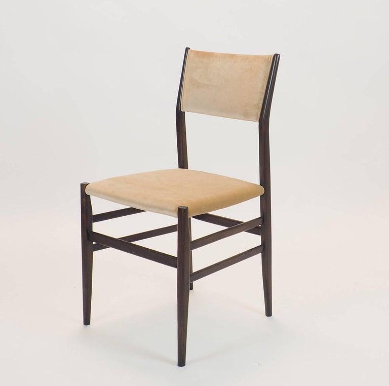 Mid-20th Century Gio Ponti Midcentury Chairs