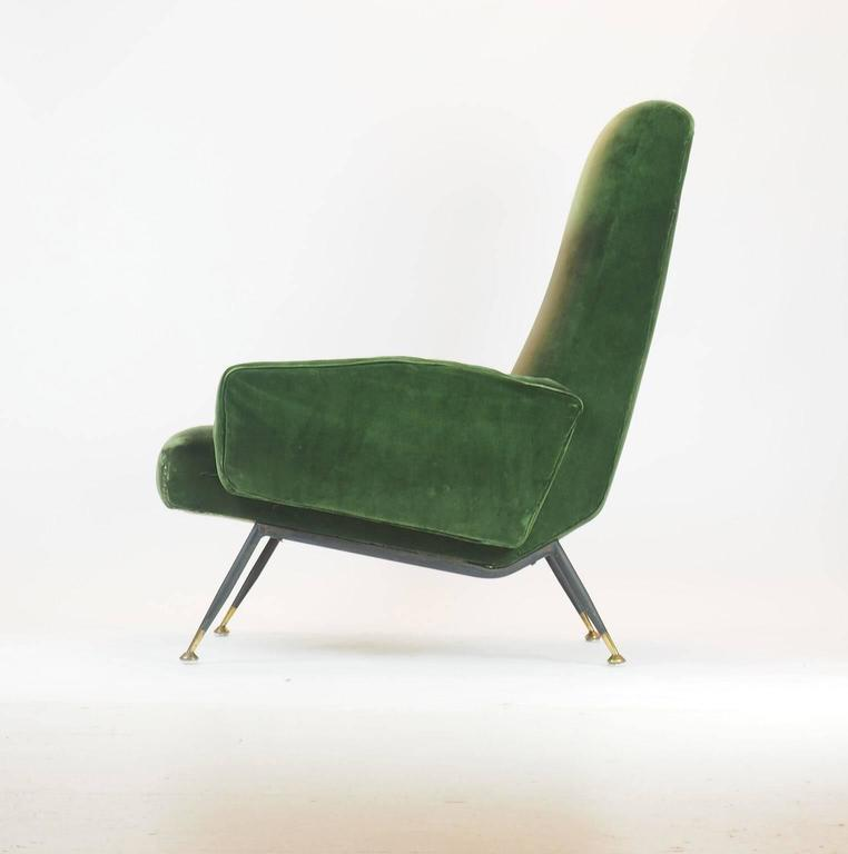 Italian Armchairs Comfort With Unusual And Unconventional