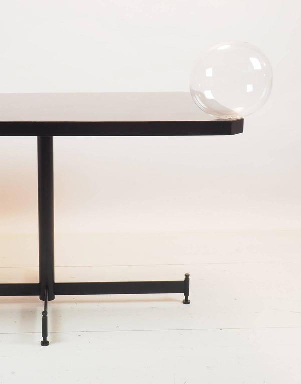 Ignazio Gardella Table Provenance New Refectory Offcine Ico Olivetti Italy  1955 2