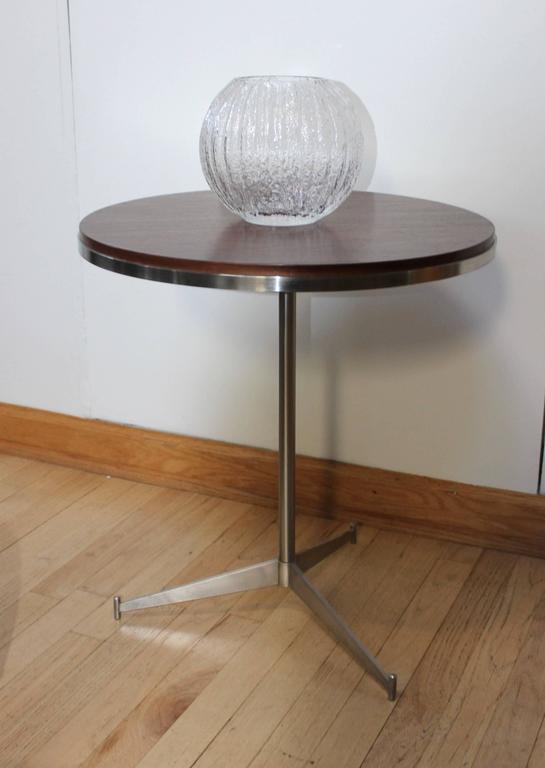 Timo Sarpaneva Glass Vase For Sale 1