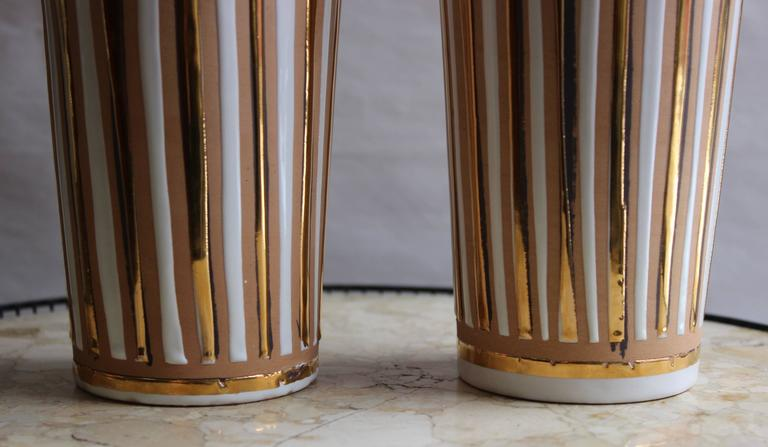 1970s Italian Pottery Vases For Sale 2