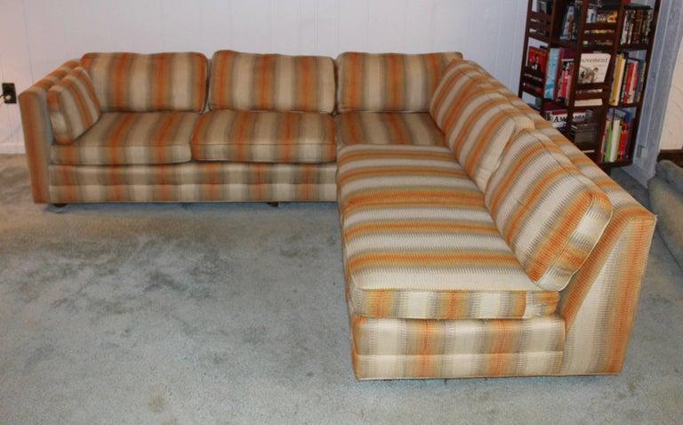 1970s Henredon Sectional For Sale At 1stdibs