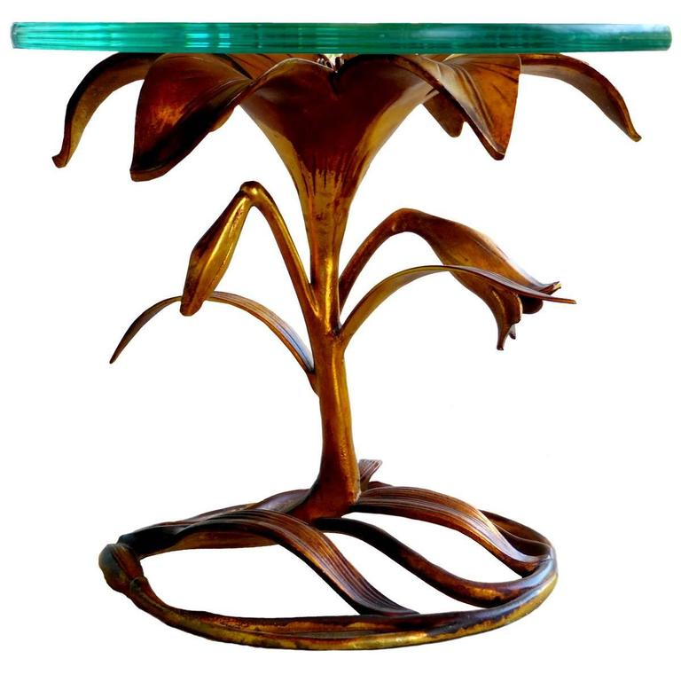 Arthur Court Style Lily Table 2
