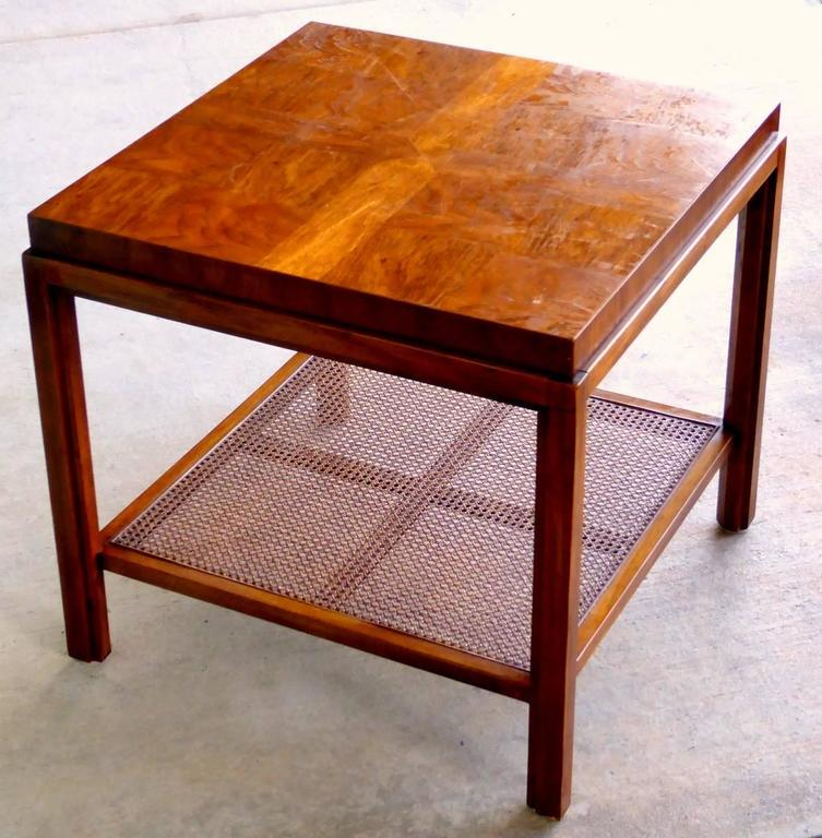 Mid-Century Modern Consensus Side Table by Drexel For Sale