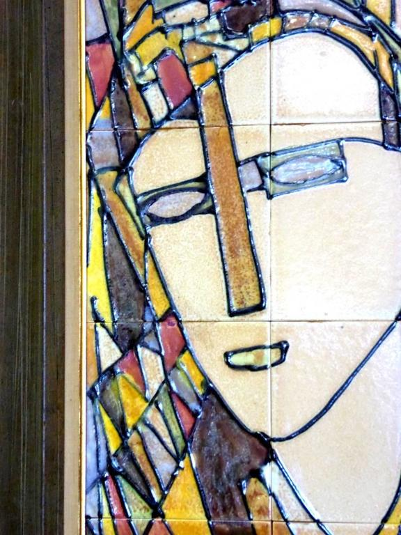 Tile Composition By Harris Strong For Sale At 1stdibs