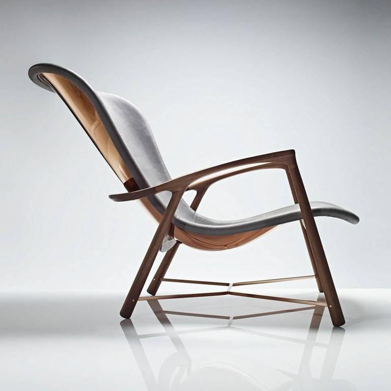 British Silhouette Chair For Sale