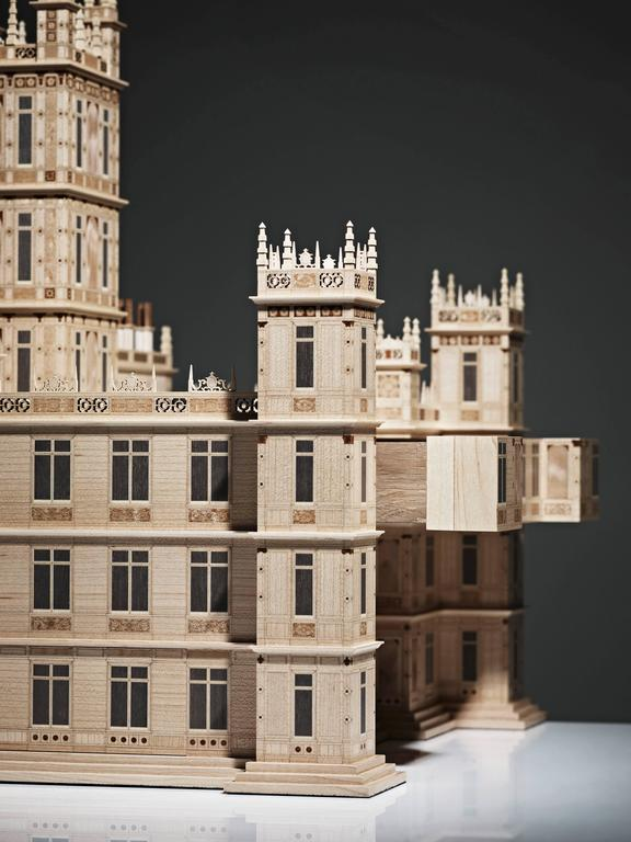 Highclere Castle Jewellery Box For Sale 1