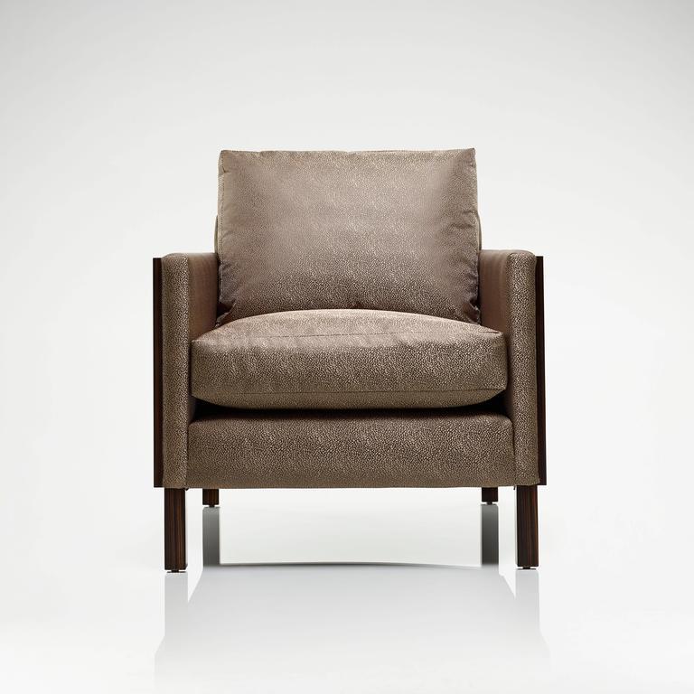 Ritz Macassar Gentleman S Chair For Sale At 1stdibs