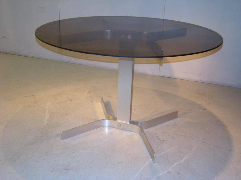 Modern Pierre Vandel, Dining Room Table, 1972 Edition Pierre Vandel For Sale