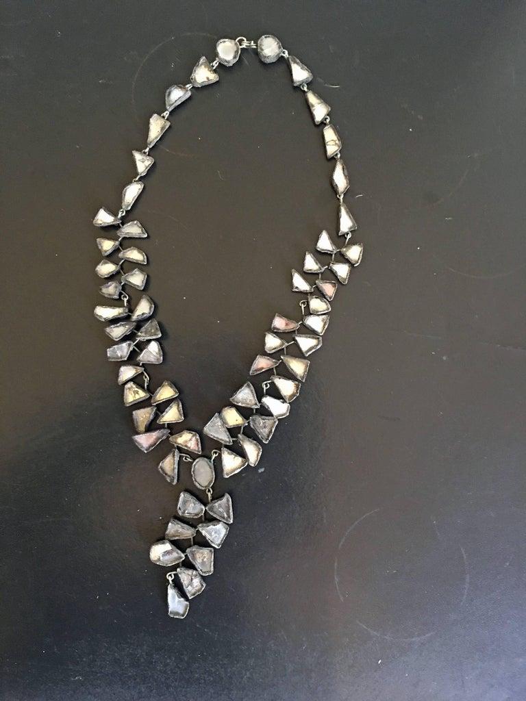 Mid-Century Modern Line Vautrin Talosel Necklace For Sale