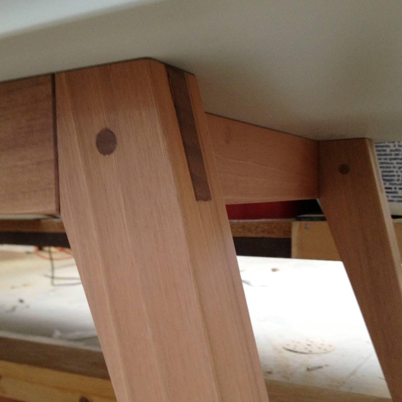 Queen wood cabinet by italian designer gianluca facchini for Loft via savona 97