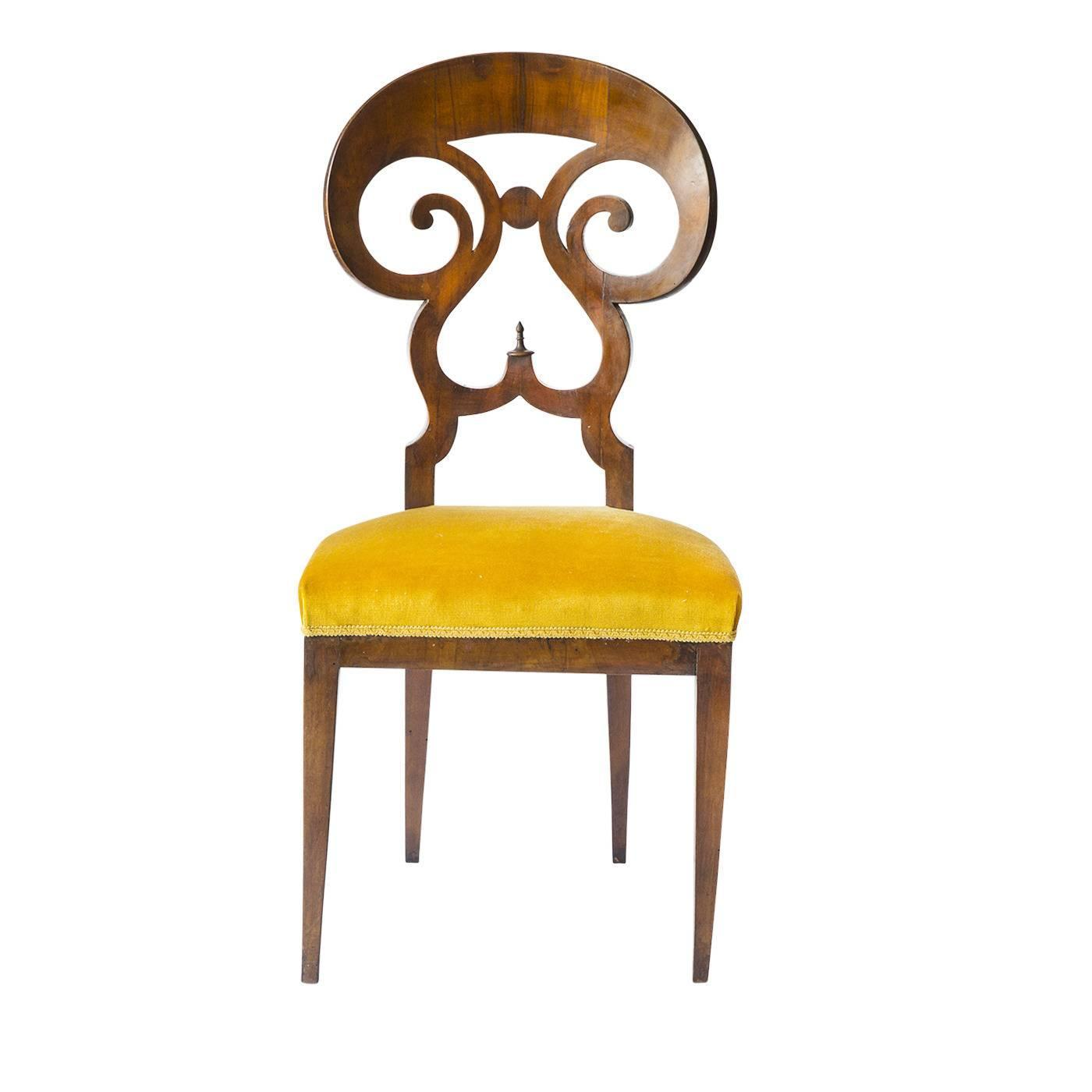 Set of six seats biedermeier antique at 1stdibs for Loft via savona 97
