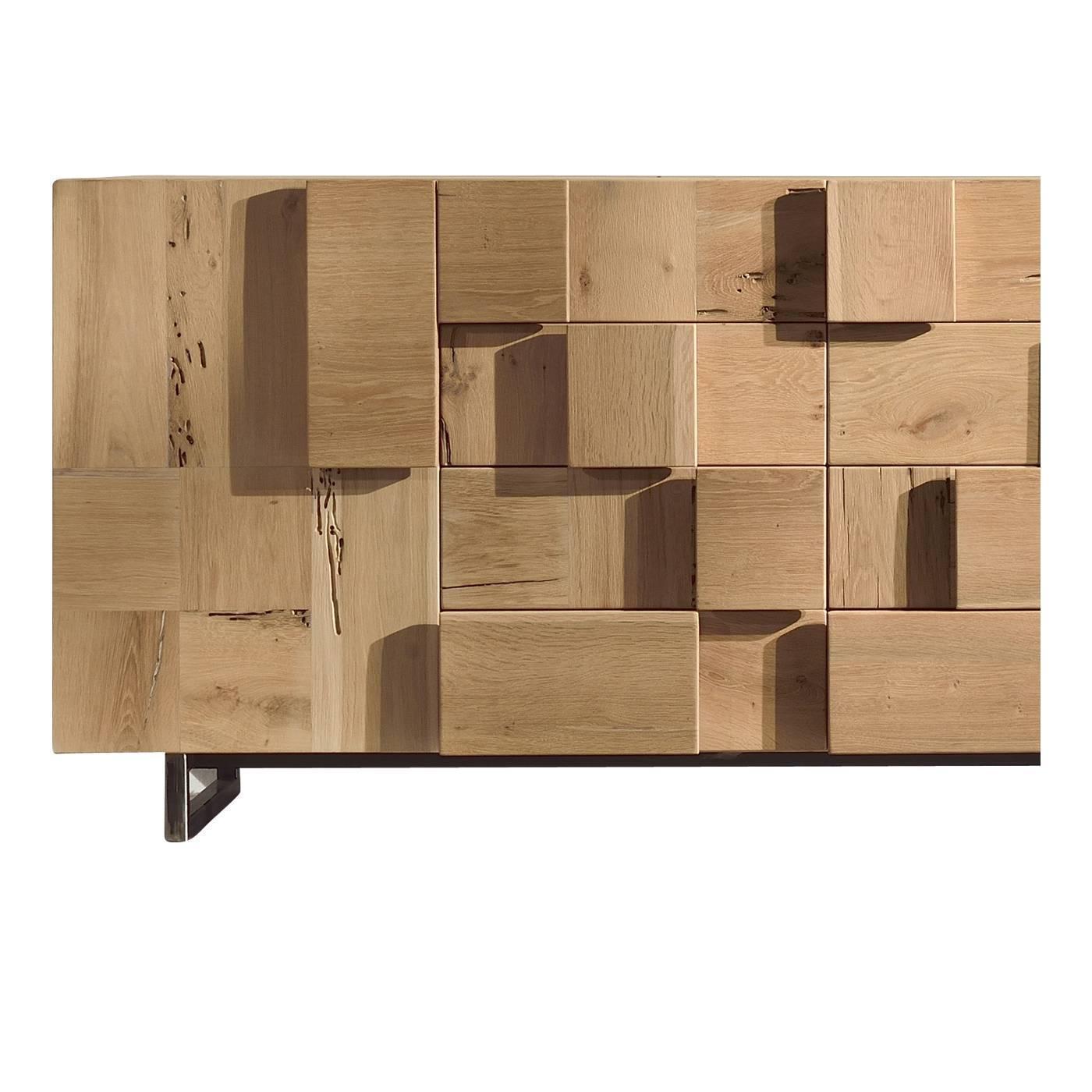 Wood dresser for sale at 1stdibs for Loft via savona 97