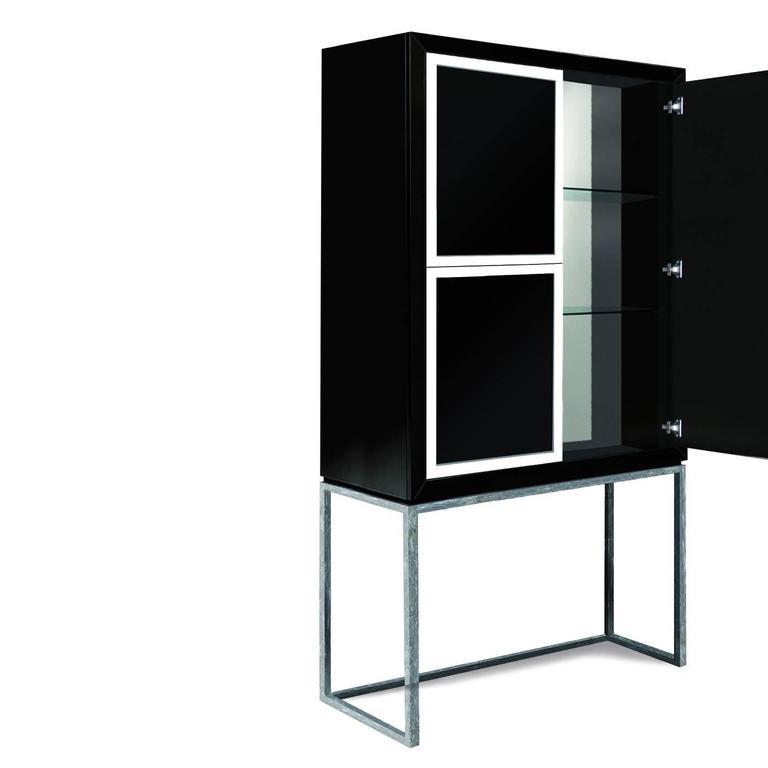 Drink cabinet for sale at 1stdibs for Loft via savona 97