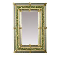 Venetian Mosaic Mirror